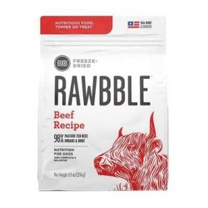 BIXBI-Freeze-Dried-Rawbble-Beef-5.5oz