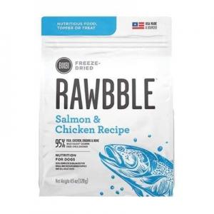 BIXBI-Freeze-Dried-Rawbble-Salmon-Chicken