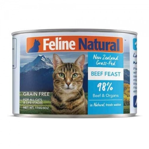 Feline-Natural-Beef-Feast-Can-170g