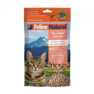 Feline-Natural-Lamb-Salmon-Freeze-Dried-3.5oz