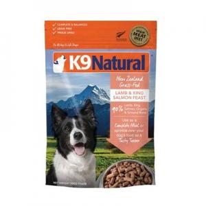 K9-Natural-Lamb-Salmon-Freeze-Dried-500g