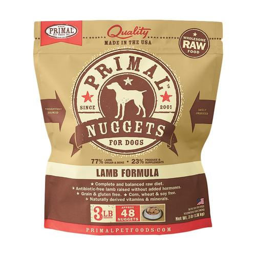 Primal-Canine-Nuggets-Lamb