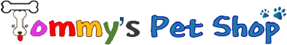 Tommy's pet shop logo