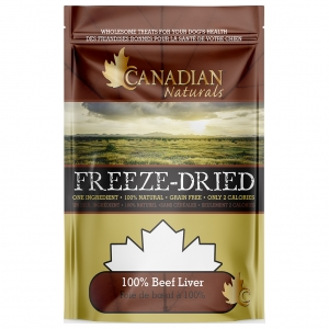 CN FD 100% Beef Treats 100GM
