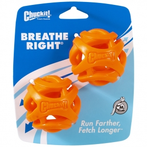 Chuckit! Breathe Right Fetch Ball Medium