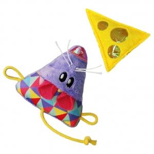 Crackles & Cheez Mouse 2PK - Cat