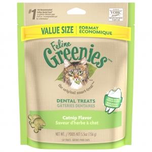 Dental Catnip Flavor 5.5OZ - Cat
