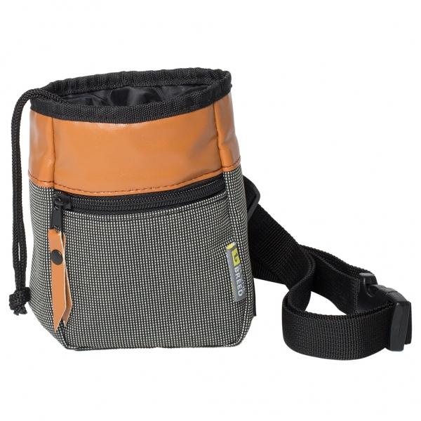 Treat Pouch Cross Body Strap - Orange