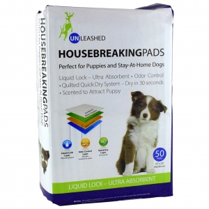 UNLEASHED Housebreaking Pads 50PK