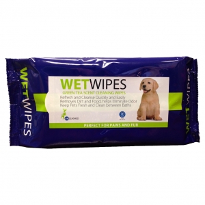 Unleashed Pet Wipes 7x8in - 70PK